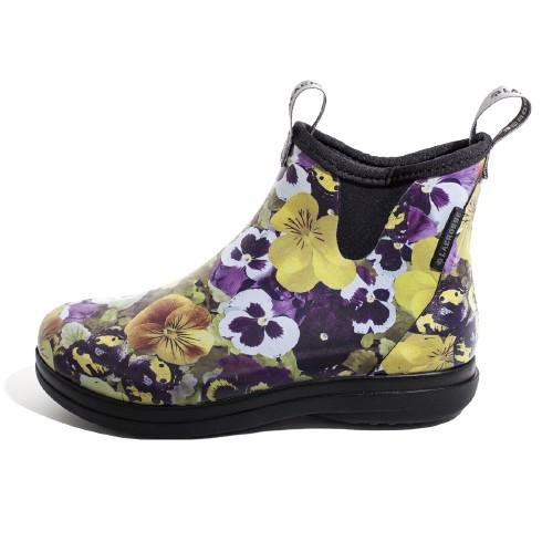 cda26bd80e7 Lacrosse Hampton II. Women's 6¨. Fantasy Flower Print Yellow ...