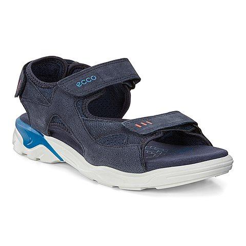 Ecco Biom Raft 70067351117 Night Sky. Kids Sandal.