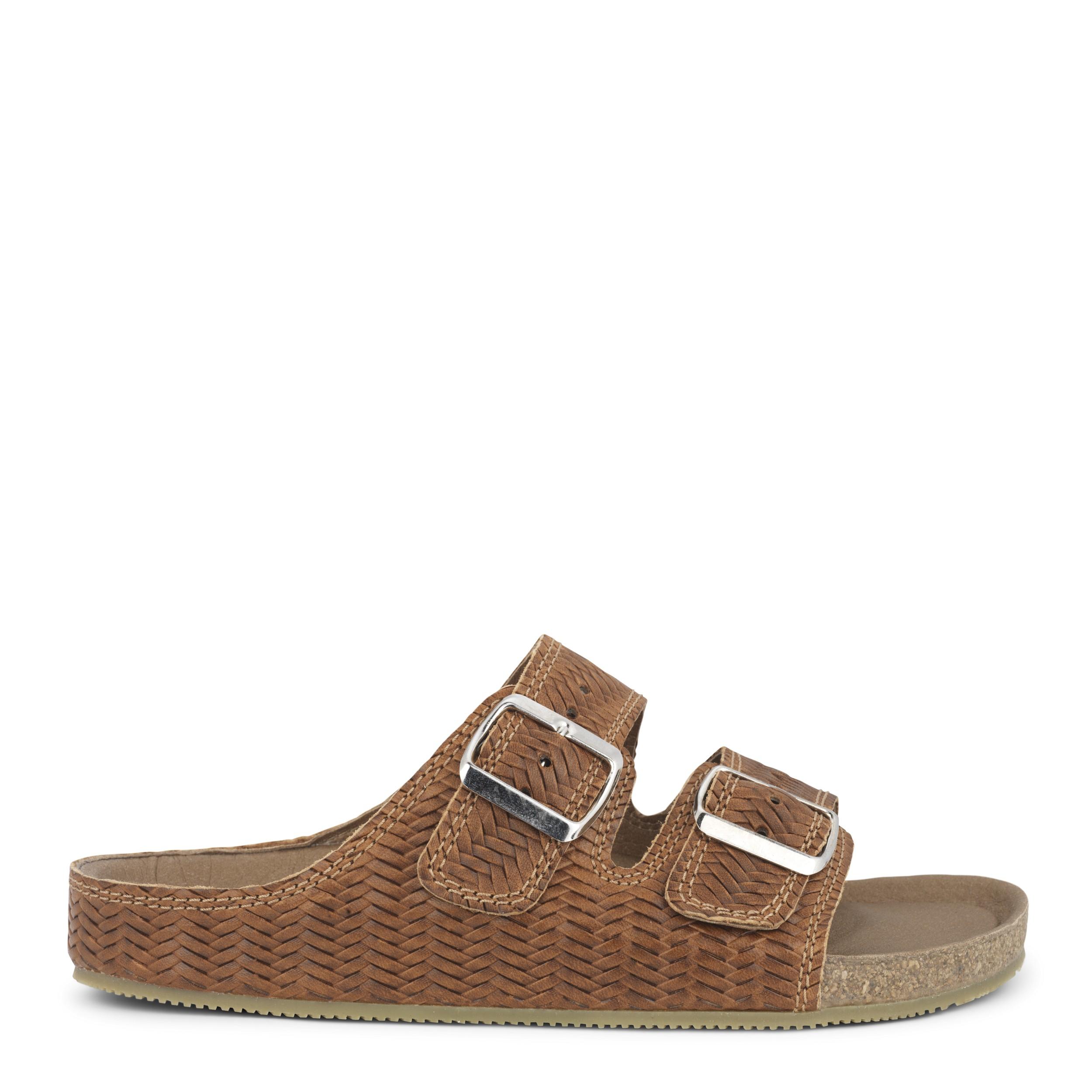cf0a56e4540 Green Comfort 434002A14430 Cognac Slippers. - Nyegaardsko.dk
