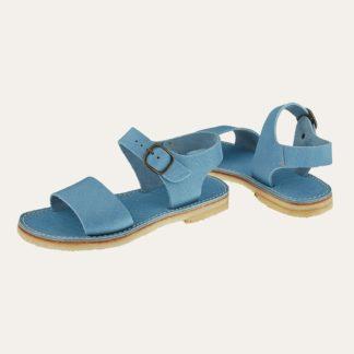 Duckfeet håndlavede fodformede sko i kernelæder